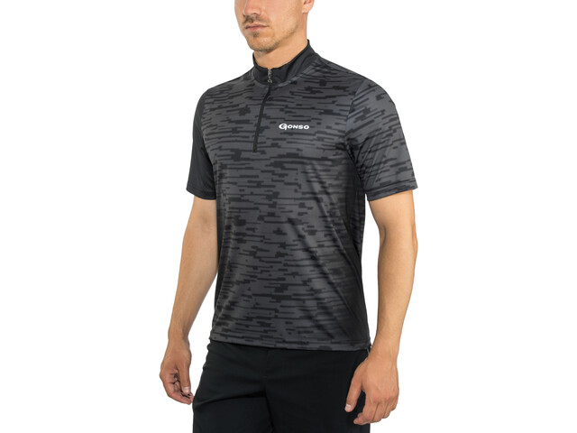 Gonso Hans Shirt Herren black
